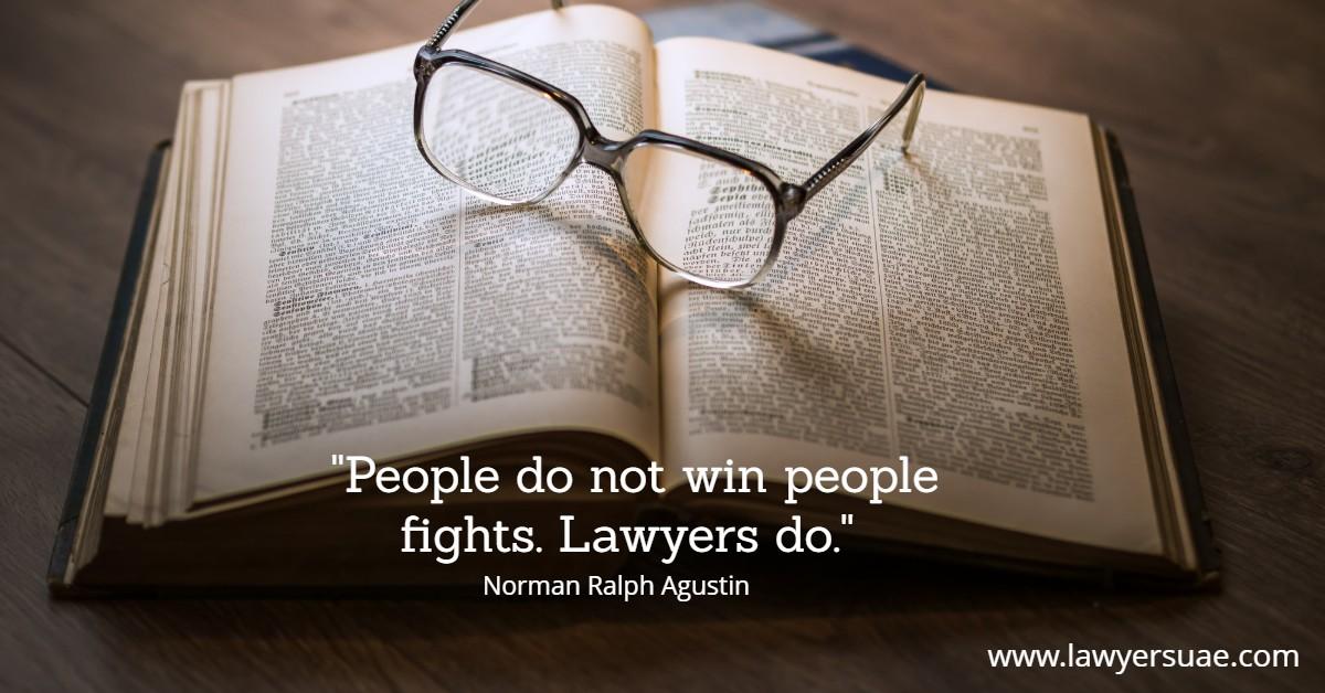 Гонорары адвоката в ОАЭ